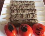 طرز تهیه کباب کوبیده سیخی