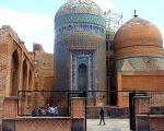 بقعه شیخ صفی در اردبیل