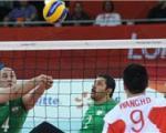 شکست تلخ تیم والیبال نشسته ایران در فینال