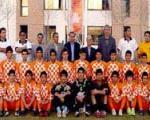 تیم فوتبال امید صبح امروز با دو غایب راهی ویتنام شد.