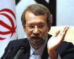 انتقاد لاریجانی از پیششرط آمریکا برای شرکت ایران در مذاکرات ژنو 2
