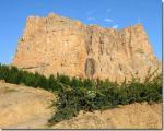 کوه صفه مکانی زیبا برای تفرح