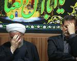 (تصاویر) مراسم عزاداری هیات دولت