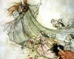 پری در فرهنگ و ادبیات ایران