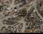 عکس: نمای هوایی از تهران و حومه