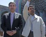 لقب جدید مشایی به احمدی نژاد