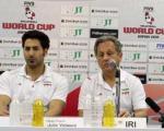 انتقاد شدید ولاسکو به فدراسیون بین المللی والیبال / نادی: تیم مصر خسته بود