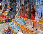 بازار سنتی شهر تونس
