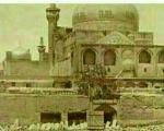 حرم امام رضا (ع) در زمان قاجار/ عکس