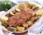 استیک شیر ماهی