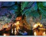 غار سهولان یکی از شگفتی های آفرینش