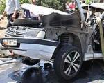 هفت كشته در پی برخورد دو خودرو در محور سبزوار بردسکن