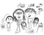 رمز و راز نقاشیهای کودکان