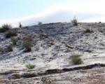 برف تابستانی طالقان را سفید پوش کرد