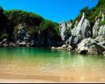 عجیب ترین ساحل جهان در اسپانیا +عکس