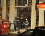 حادثه مرگبار در مرکز خرید لتونی