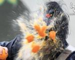 165 زخمی نتیجه برگزاری یک جشن! + عکس