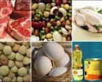 گزارش بانک مرکزی از تغییرات قیمت موادغذایی