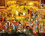 حیله گری های پادشاهان ایرانی برابر رقبا