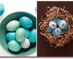 نمونه های زیبا از تخم مرغهای هفت سین