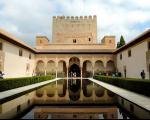 «قصر الحمرا»، یکی از مقاصد برتر گردشگری اسپانیا