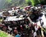 اعلام هویت قربانیان واژگونی اتوبوس در مازندران