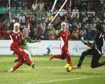 فوتبال جام قهرمانی زیر19سال زنان آسیا درخشش دختران فوتبالیست ایرانی