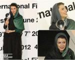 شکل و شمایل لیلا حاتمی در ۱۰ جشنواره بینالمللی + تصاویر