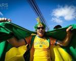 خانم رئیس جمهور ؛ بدشانس ترین رئیس جمهور دنیا/شورش هواداران برزیلی در ریو