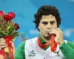 چهارمین مدال طلا برای کاروان ایران/ کاپیتان تیم ملی وزنه برداری قهرمان شد