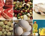 گزارش بانک مرکزی از قیمت خوراکیها
