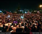 عکس: شادی مردم پس از پیروزی روحانی (1)