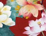گل نیلوفردرجهان باستان نماد چه بوده است؟