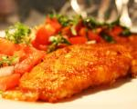 طرز تهیهی ماهی فیله سوخاری
