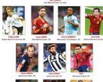 مسی بهترین بازیکن جهان شد/ دل بوسکه برترین مربی+عکس