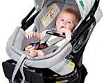 راهنمای خرید کالسکه و صندلی ماشین کودک