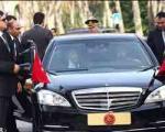 اردوغان راننده شد