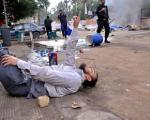 اخوان المسلمین: 2200 معترض کشته و 10 هزار تن زخمی شدهاند/کشته شدن خبرنگاران اسکای نیوز و نیویورک تایمز