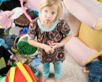 اتاق کودک و این همه اسباب بازی