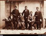اسناد برده داری قاجاریه در گاردین +عکس