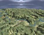 کشف دهانه برخوردی 470 میلیون ساله در زیر یک شهر