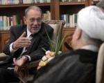 هاشمی رفسنجانی در دیدار با سولانا: دور جدیدی از تعامل ببا دنیا آغاز شده است
