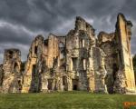 تصاویری زیبا از قلعه های باستانی بریتانیا