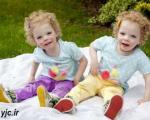 هیجان زدگی این دوخواهر را میکشد! +عکس