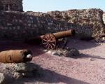 قلعه هرمز یکی از نقاط دیدنی استان هرمزگان