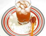 نوشیدنیهای خنک برای مقابله با گرمازدگی