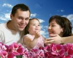 یک خانواده خوشحال