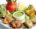 پاری کباب ( غذای هندی )