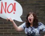 «نه» گفتن را یاد بگیرید