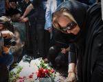 همسر اسطوره استقلال قفل سکوت را شکست؛ مسئولان استقلال باعث مرگ حجازی شدند